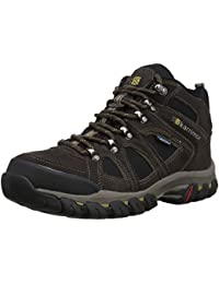 Karrimor Bodmin Mid IV Weathertite, Men High Rise Hiking Shoes, Brown (Dkb), 13 UK (47 EU)
