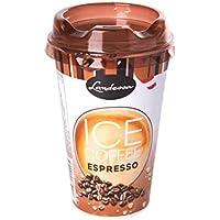 Landessa - Ice Coffee Espresso - 230 ml - Pack de 8 und - café frío