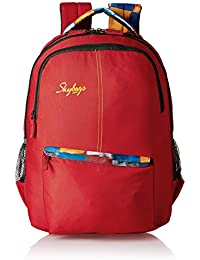 Skybags Footloose Colt 29 Ltrs Red Casual Backpack (BPFCOL3ERED)