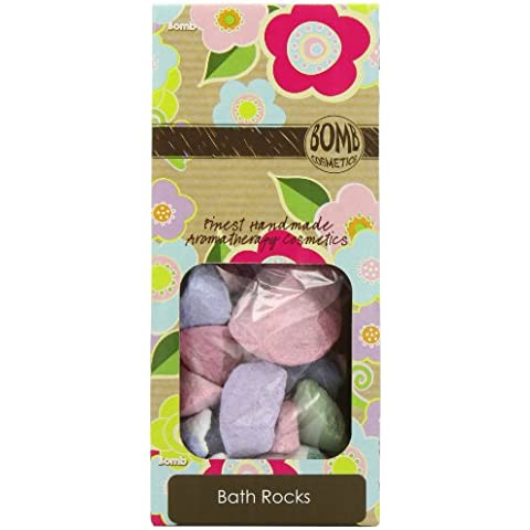 Bomb Cosmetics 300g bagno Blasters Rocks Gift Set