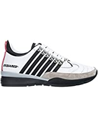 13ababc8f02ca Amazon.fr   Dsquared2 - Baskets mode   Chaussures homme   Chaussures ...