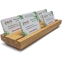 Suchergebnis Auf Amazon De Für Visitenkartenhalter Holz