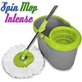 Escoba 21.200.23 giratorio con cubilete Spin Mop