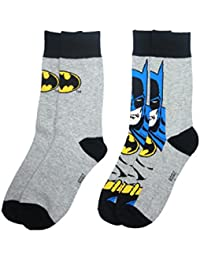 **Great Value** Mens 2pk Lucky Dip Cartoon Socks