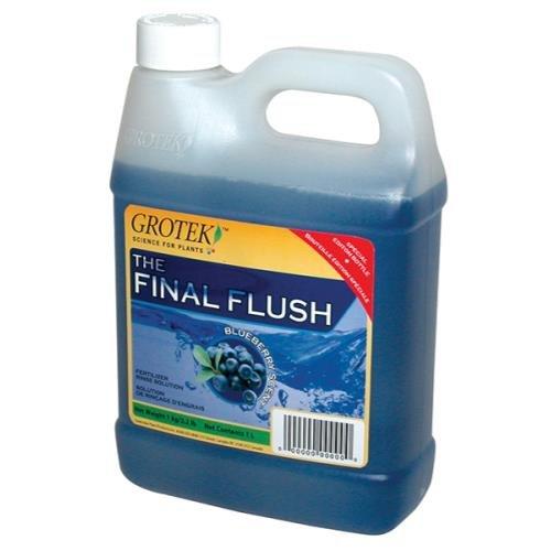Endspülung Grotek Final Flush Heidelbeere (1L) - 1l Flush
