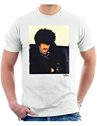 Tony Mottram Official Photography - Thin Lizzy Phil Lynott Men's T-Shirt