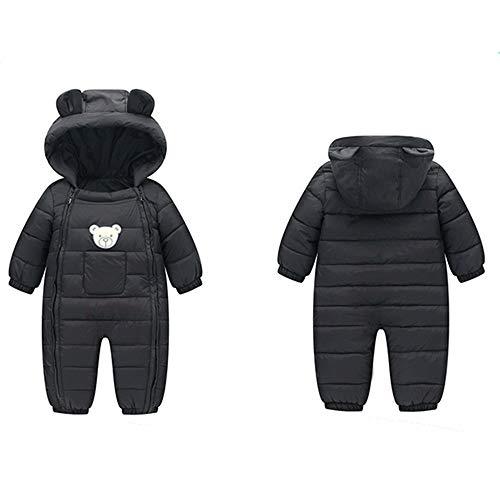 cinnamou Winter Overall, Neugeborenes Baby Jungen Mädchen Kinder Strampler Dicke Baumwolle Warme Kleidung