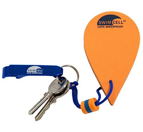 Schlüssel Float für Handy, Action-Action-Kameras im Wasser. Handy Schlüssel