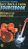 Jazz, Rock & Latin Sourcebook: 100 Grooves for Drums & Bass [VHS]