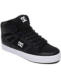 DC Shoes Pure High Top Zapatillas Negro-Blanco