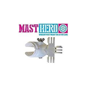 Masthero-Windsurf MastMount pour Go Pro pour appareil photo ou caméra adapté pour le GoPro-Fixation pour trépied