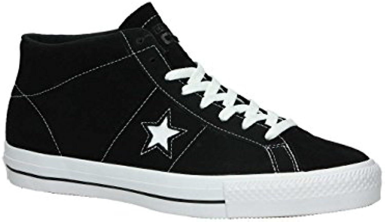 Converse One Star Pro Suede Mid  Billig und erschwinglich Im Verkauf