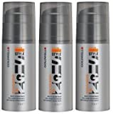 Goldwell Roughman 3 x 100 ml Style Sign Texture GW Mattierende Creme Paste by Goldwell