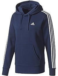 Adidas Essentials 3Bandes P/O B Homme Pull à capuche
