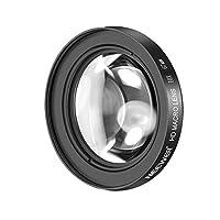 Neewer 67mm 10X Macro Primer Plano Lente con Vidrio Antirreflectante HD ...