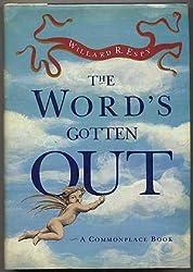 The Word's Gotten Out by Willard R. Espy (1989-12-16)