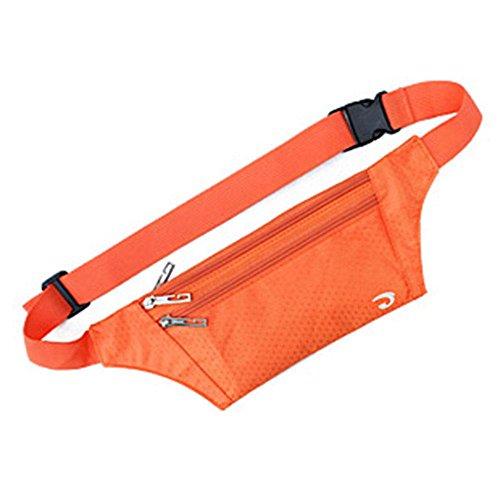 BUSL Taschen unsichtbare Sicherheits Männer im Freien Reisedokument. Handy-Paket läuft Nähe Sportpaket c
