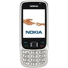 Nokia 6303i Classic Cellulare (Fotocamera con 3,2 MP, MP3, Bluetooth), colore: Acciaio [Importato da Germania]