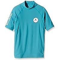 Billabong Allday Rashguard combinación de natación Azul azul Talla:12 años