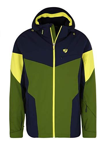 Ziener Toccoa Man (Jacket ski) olivgrün - 50