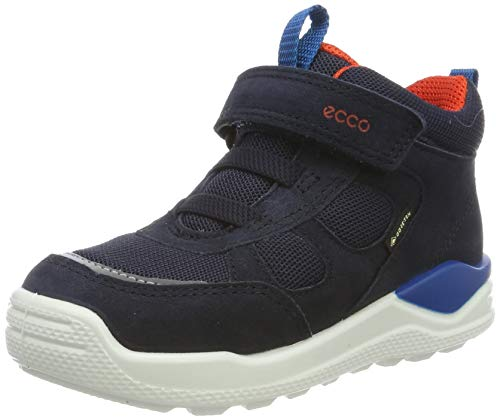 ECCO Unisex Baby URBAN Mini Sneaker, Blau (Night Sky 1303), 28 EU -