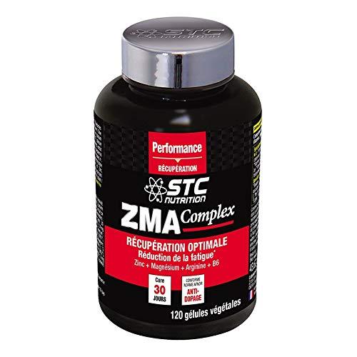 STC Nutrition-ZMA Complex-recuperación muscular y reducción de la fatigue
