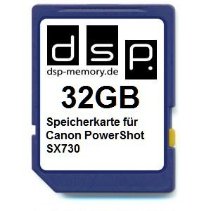 DSP Accessoire pour Canon Powershot sx730