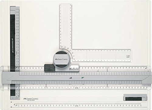 Faber-Castell 171243 - Drawing Board A3 TK-SYSTEM...