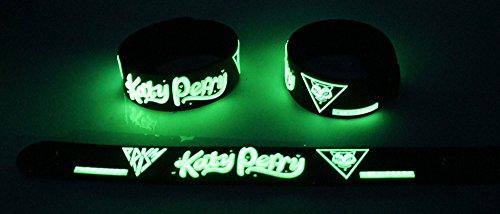 Katy Perry nuovo. Brillano al buio Bracciale KTP 78g