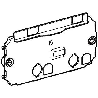 Geberit – Tapa De Protección, Para Cisterna Empotrada Geberit Omega (243.089.00.1)