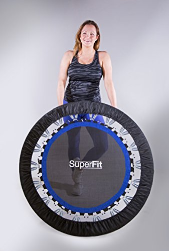 """Super Fit Minitrampolin """"Springen Sie sich Fit für mehr Gesundheit!"""""""