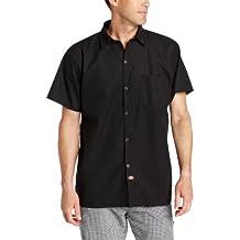 Dickies Camisa de botón a presión Cook para hombre