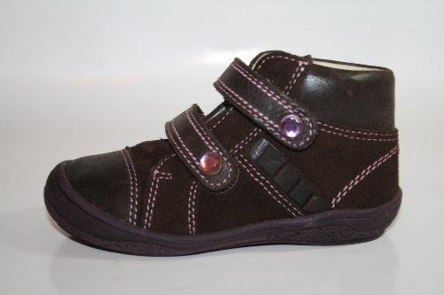 Juge - 0235 chaussures 223 bottines fille Marron - Braun (coffee/espresso 9500)
