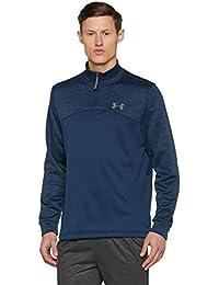 Under Armour Men's Fitness Sweatshirt Af Icon 1/4 Zip Warm-up Top