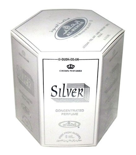 Al Rehab Silver perfume oil