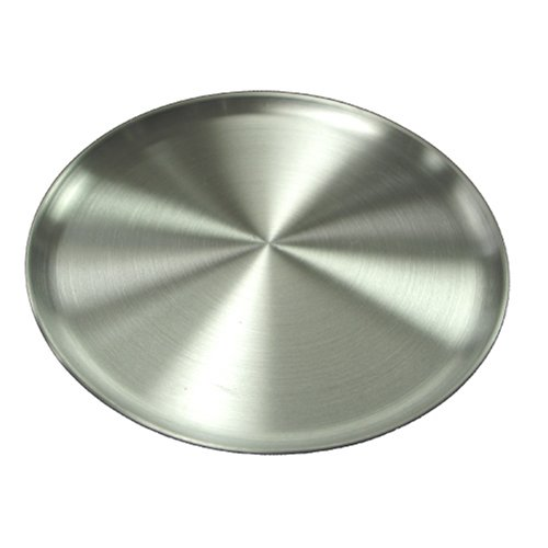 Winware Coupe Style Aluminum 11 Inch Pizza Tray Coupe Style Pizza