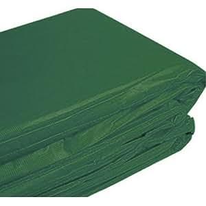 Coussin de protection de remplacement pour trampoline - Vert - Env. 2,45 m