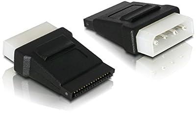 DeLOCK adaptateur Power SATA HDD > 4pin prise mâle - 82325 de Delock