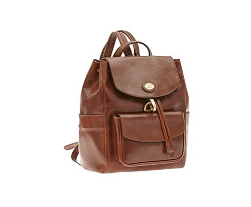 The Bridge Rucksack Rucksack Zainetto 26 cm, 14 Liters marrone
