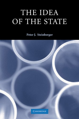 The Idea of the State Paperback (Contemporary Political Theory)
