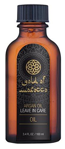 Gold Of Morocco Argan Oil - Leave In Care er Pack(x 100 milliliters) (Gefärbtes Gold Haar)