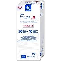 LCH SN40–10010Kompresse Vlies steril 10x 10cm 40g preisvergleich bei billige-tabletten.eu