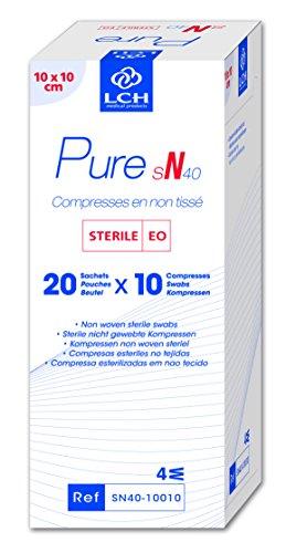 LCH SN40-10010 - Compresas estériles no tejidas