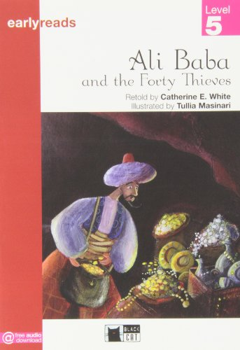 Ali Baba And The Forty Thieves. Book Audio (Early reads)