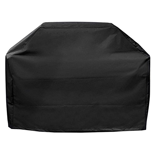 Price comparison product image OMorc Grill Cover, Medium 58-Inch Waterproof Heavy Duty Gas BBQ Grill Cover for Weber, Holland, Jenn Air, Brinkmann and Char Broil