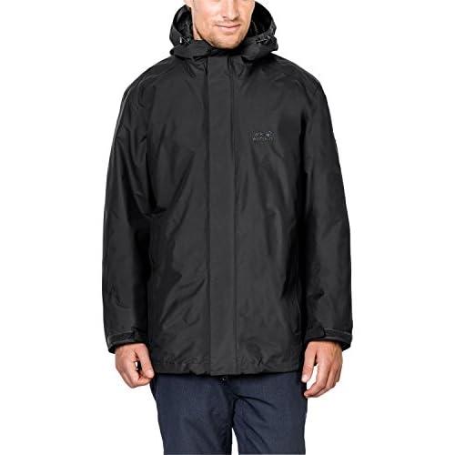 41N Qb lqsL. SS500  - Jack Wolfskin Men's Iceland 3-in-1 Jacket