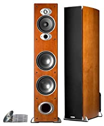 Polk Audio RTI A7 Floorstanding Speaker (Cherry)
