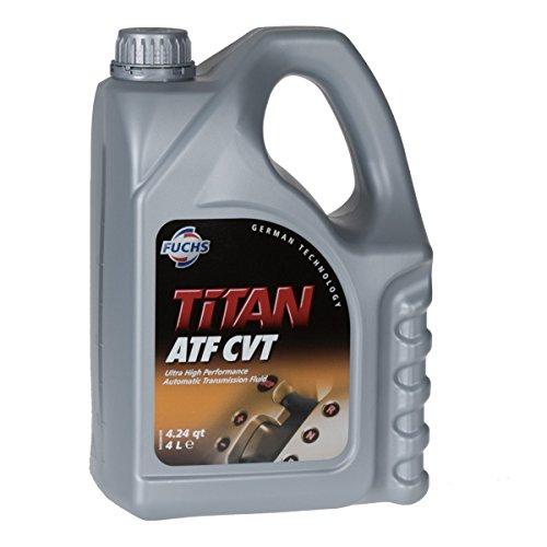 FUCHS Motor oil Automatic oil Automatic transmission oil ATF CVT 135 3 - Titan Motor Nissan