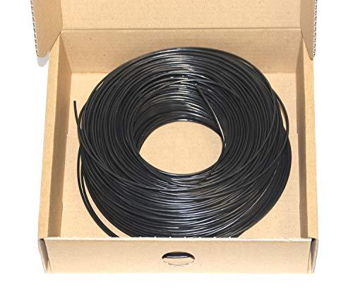 AL-KO Robolinho komp. Kabel 150m Mähroboter Begrenzung Draht | in der praktischen Abwickelbox | Ø2,1mm