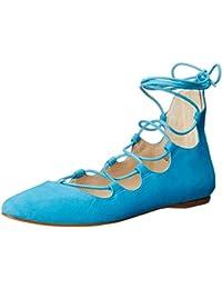 Nine West Signmeup Gamuza Ballet Flat